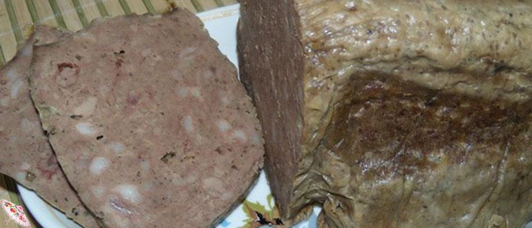 Domashnyaya kolbasa iz pecheni