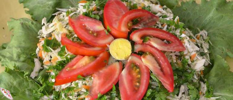 Letnij-salat-«Cvetok»