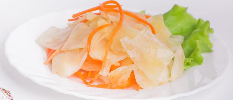 Marinovannye ovoshchi po-korejski