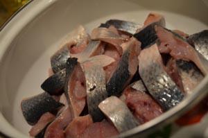 как приготовить сельдь маринованную по-корейски