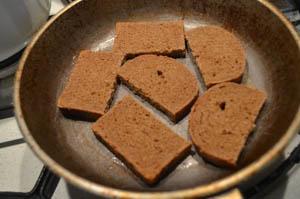 как приготовить канапе с семгой и салатом