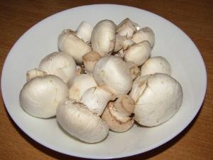 как сделать котлеты с грибной начинкой