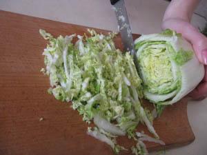как приготовить салат из огурца и капусты