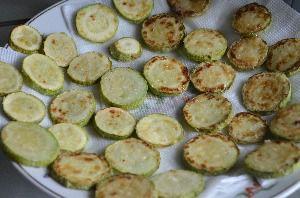 как сделать закуску из кабачков с помидорами