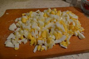 как сделать салат крабовый