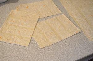 приготовление сырных палочек из лаваша
