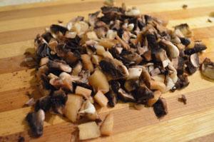 приготовление жульен с курицей и грибами