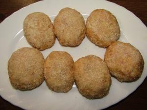 Рецепт приготовления котлет с фаршем и рисом