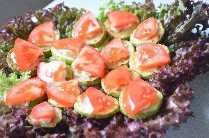 Рецепт приготовления кабачков с помидорами и чесноком