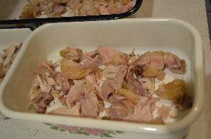 Рецепт приготовления холодца из свинины и курицы