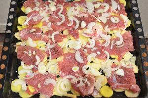 Рецепт приготовления мяса по-французски