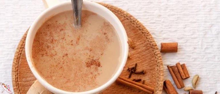 Masala chaj - pryanyj indijskij chaj