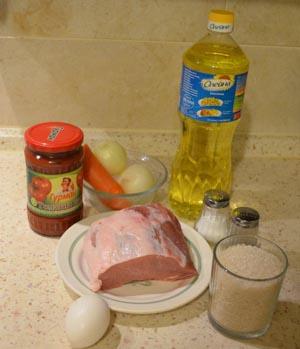 приготовление тефтелей в томатном соусе