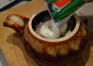 Ингредиенты для приготовления жаркого