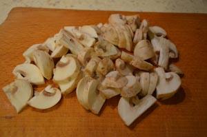 как приготовить жаркое из свинины с картофелем и грибами