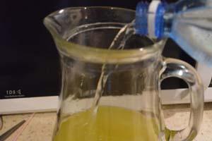 как приготовить лимонад домашний