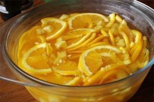 как сделать фруктовый пунш из лимонов