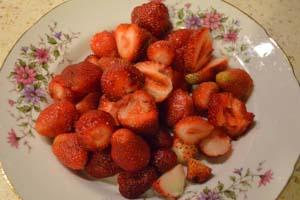 приготовление киселя из свежих ягод
