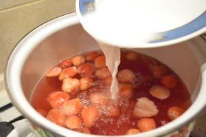 как приготовить кисель из свежих ягод