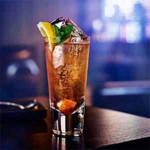 Коктейль «Виски с колой»