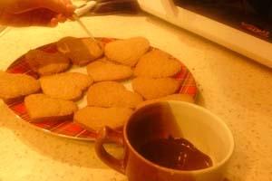 Печенье «Съедобные валентинки»