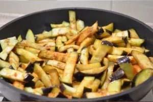 как приготовить баклажаны с чесноком и имбирем
