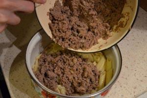 Рецепт макарон по-флотски