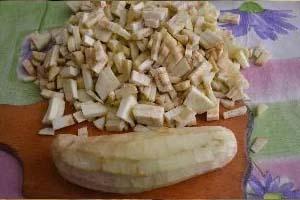 как сделать овощную икру с баклажанами и помидорами