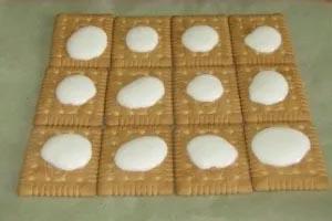 Рецепт приготовления торта из крекеров