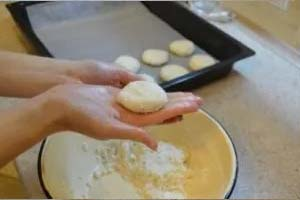 Рецепт печенья кокосового