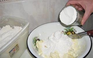 как приготовить рогалики с повидлом