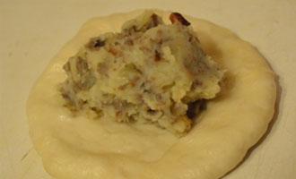 Рецепт пирожков с печенью