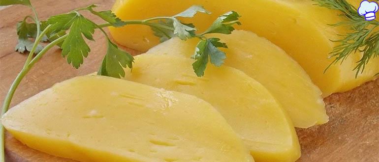 Изумительный домашний сыр