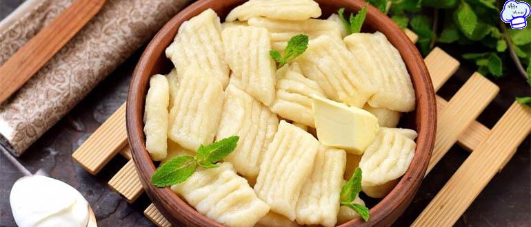 Ленивые вареники с сыром