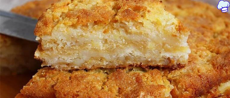 Пирог 3 стакана или болгарский пирог