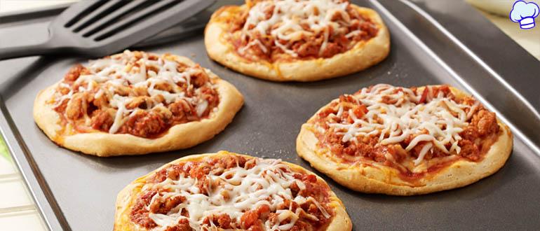 Потрясающие мини-пиццы