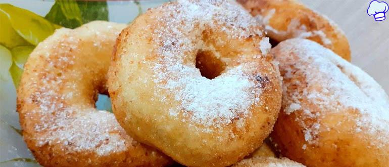 Чудеснейшие домашние пончики