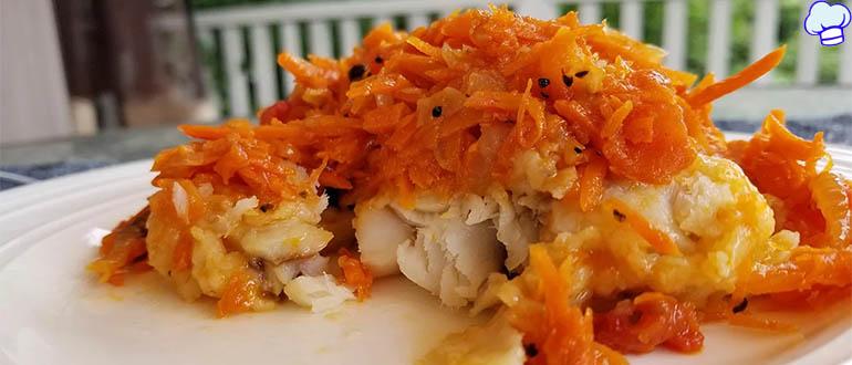 Изумительная рыба под вкуснейшим маринадом
