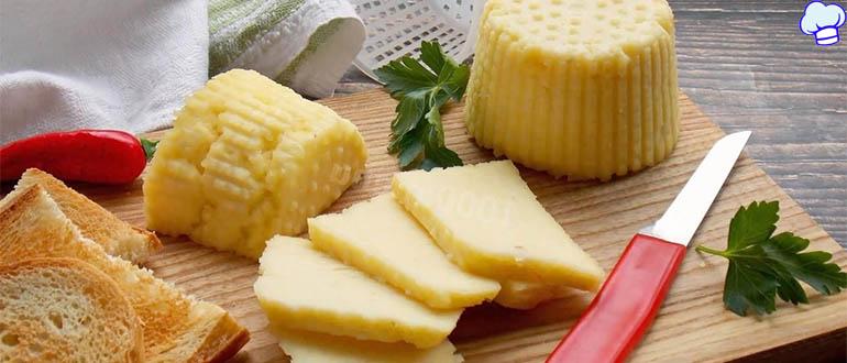 Как приготовить сыр дома