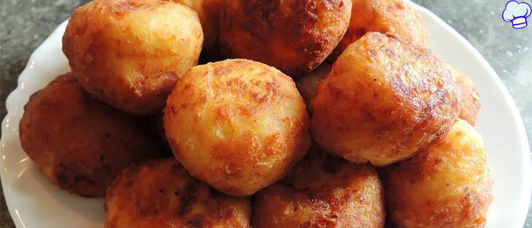 Картофельные пончики. Хрустящие, нежные и такие воздушные, что просто тают во рту