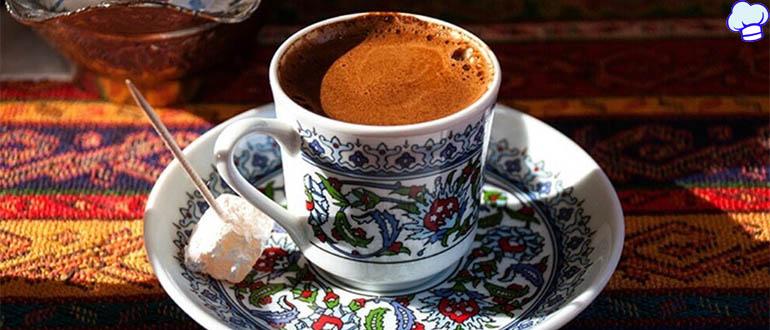 Кoфе пo-тyрецки
