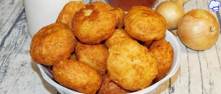 Обалденные картофельные пышки, которые тают во рту
