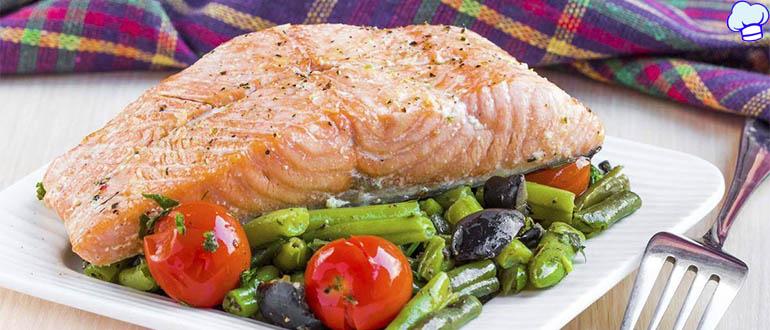 Топ-5 самых вкусных и диетических блюд с рыбкой