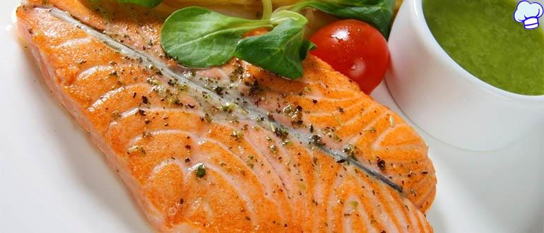 Вкусная рыбка без заморочек