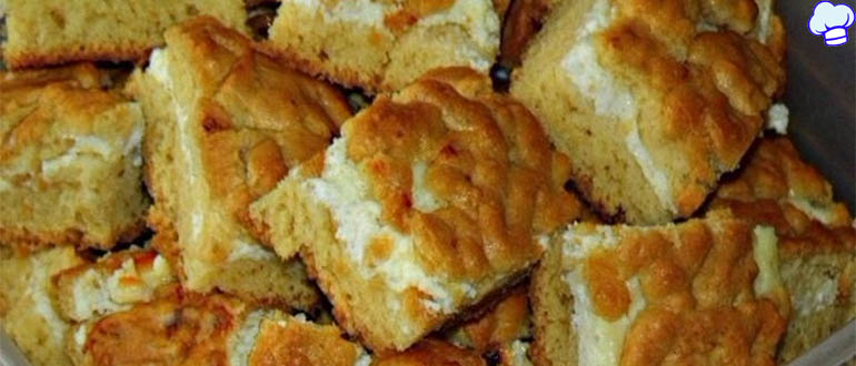 Замечательное песочное печенье с творогом