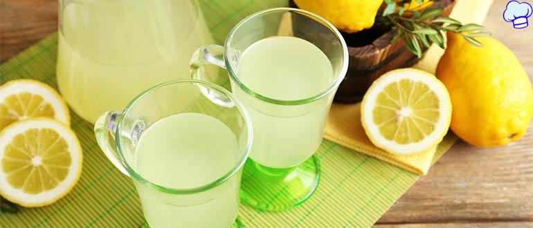 Квас из лимонов - классный рецепт